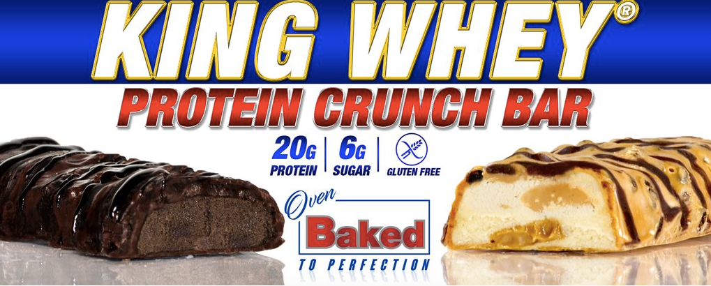 the king of protein bars