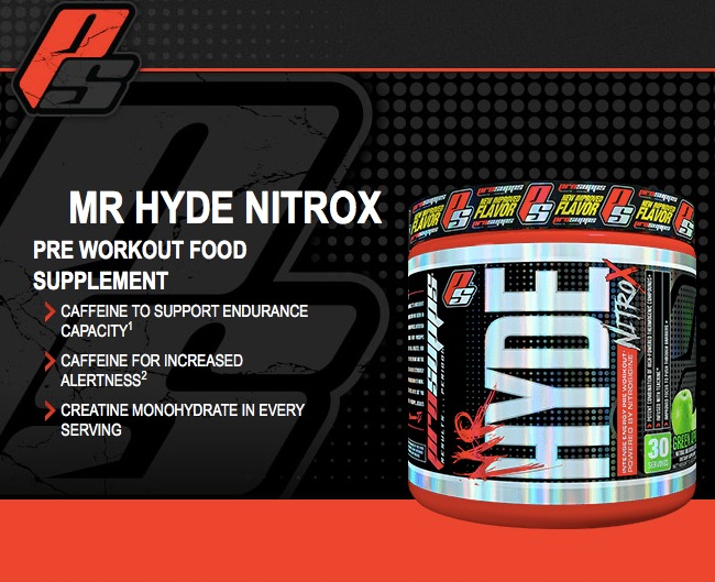 mr hyde nitro x - pro supps