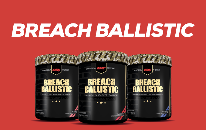 introducing recon 1 breach ballistic
